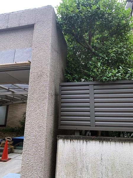 京都 LABOT - lab-t.com - シャッターボックスのリフォーム工事続編と7月20日のblogの反響と -