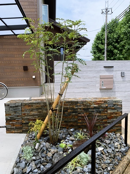 京都 LABOT - lab-t.com - オープン外構の施工例を新しく更新しました -