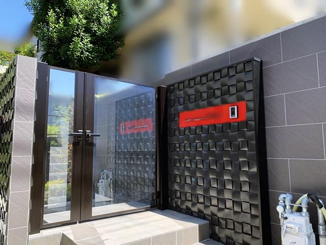 京都 LABOT - lab-t.com - クローズ外構の施工例を更新しました -