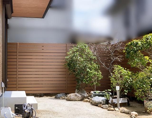 京都 LABOT - lab-t.com - 目隠しフェンスをしたい動機ってあるよね -