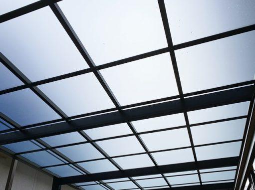 LABOT::熱線遮断ポリカーボネート屋根材