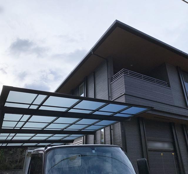 京都 LABOT - lab-t.com - 熱線遮断ポリカーボネート屋根材 -