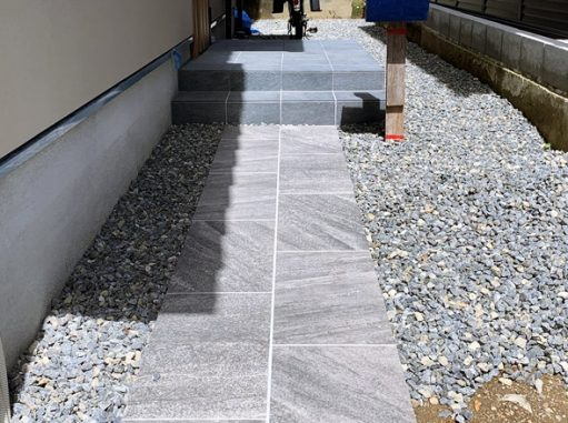 LABOT::右京区M様邸工事進捗レポート