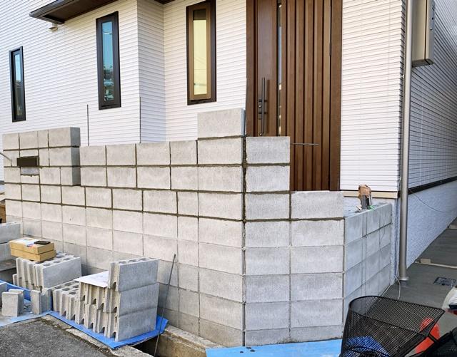 京都 LABOT - lab-t.com - 新築外構工事進捗レポート@向日市F様邸 -