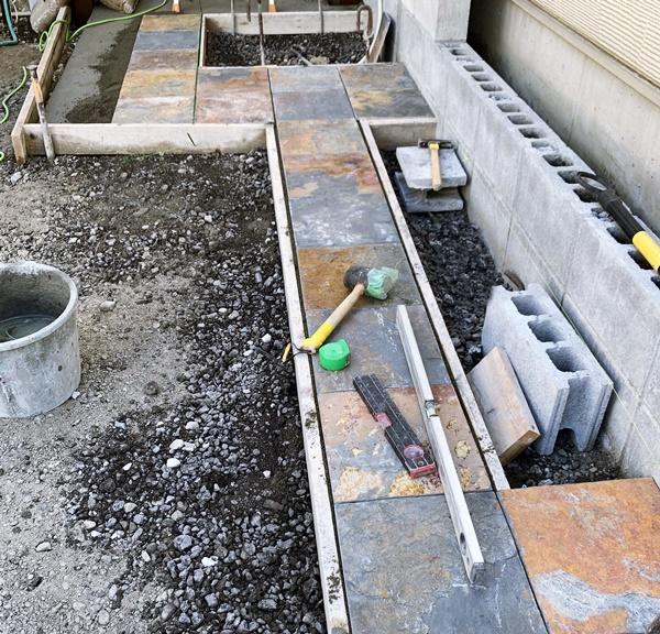 京都 LABOT - lab-t.com - 天然石と3連のアーチと。 -