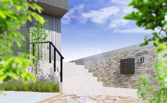 京都 LABOT - lab-t.com - 階段の下地を作ろう -