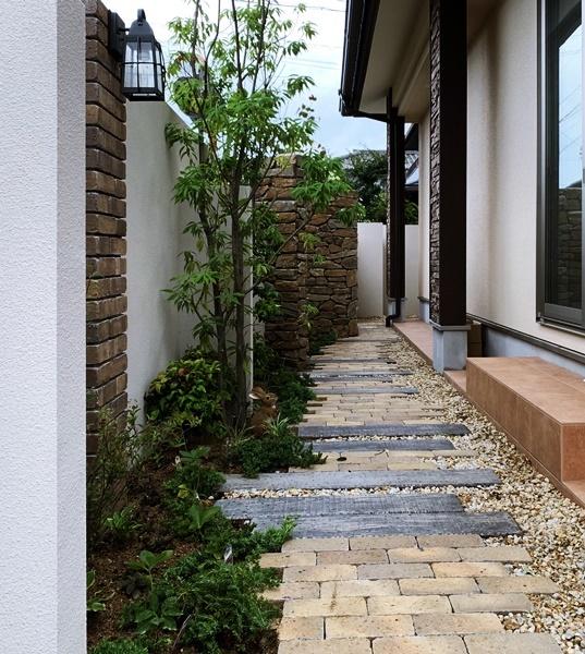 京都 LABOT - lab-t.com - リフォーム外構の施工例を更新しました -