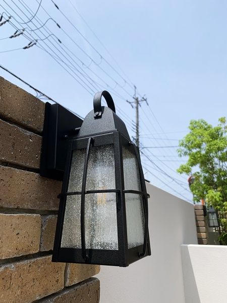 京都 LABOT - lab-t.com - レンガの小径が可愛い庭のリフォーム(M様邸庭編) -