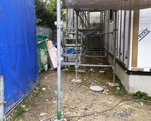 京都 LABOT - lab-t.com - 2021年の新築外構工事、左京区のJ様邸 -