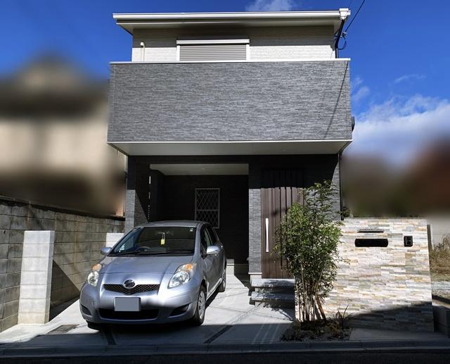 京都 LABOT - lab-t.com - 伏見区Y様邸完工しました -