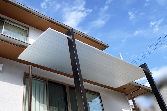 京都 LABOT - lab-t.com - セミクローズ外構とガーデンの施工例を更新しました -