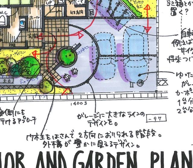 京都 LABOT - lab-t.com - 曲線を使ったデザイン@草津市K様邸 -