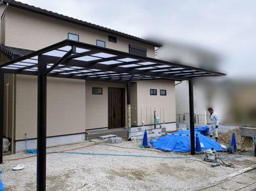 LABOT::伏見区S様邸、新築外構工事進捗レポート