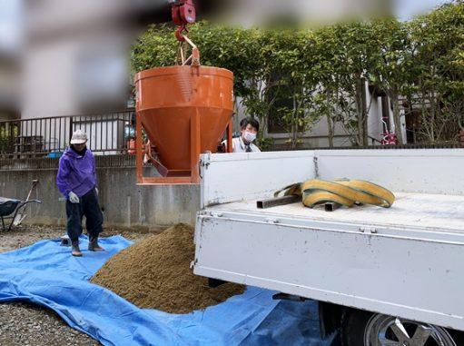 LABOT::草津市でK様邸新築外構工事が着工しました