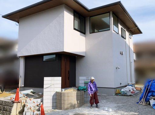 LABOT::曲線を使ったデザイン@草津市K様邸
