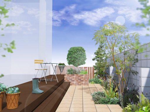 LABOT::城陽市Y様邸、お庭のリフォーム工事が始まりますよー