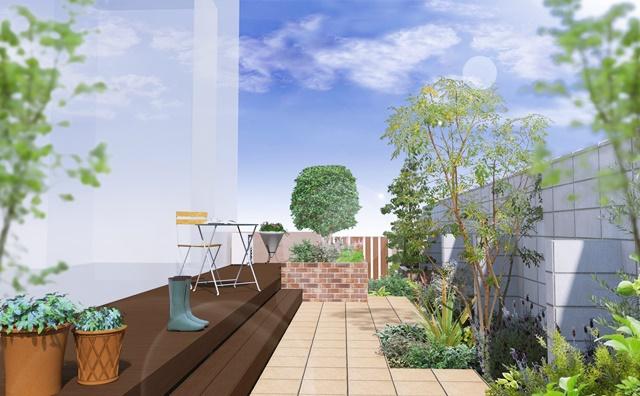 京都 LABOT - lab-t.com - 城陽市Y様邸、お庭のリフォーム工事が始まりますよー -