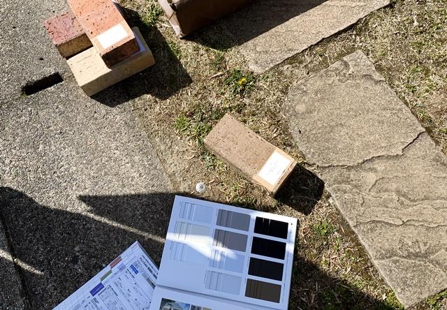 京都 LABOT - lab-t.com - 北区のM様邸。レンガを使った素敵な外構にリフォーム開始! -