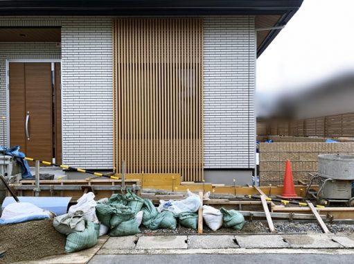 LABOT::左京区K様邸工事進捗レポート
