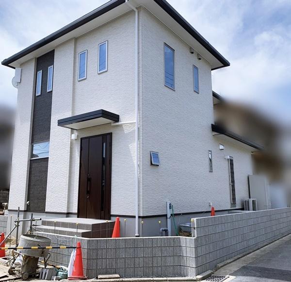 京都 LABOT - lab-t.com - 西京区N様邸、境界ブロック積みの工事中 -