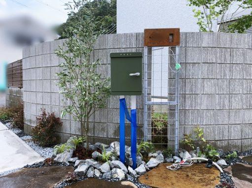 LABOT::ニヤニヤしちゃう素敵な外構、西京区N様邸