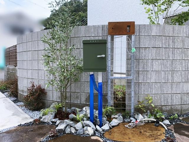 京都 LABOT - lab-t.com - ニヤニヤしちゃう素敵な外構、西京区N様邸 -