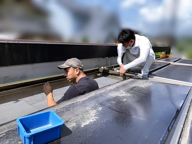 京都 LABOT - lab-t.com - 外構リフォーム工事が始まりました -