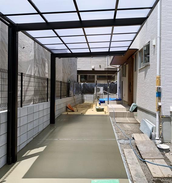 京都 LABOT - lab-t.com - 大人可愛いレンガの門柱 -