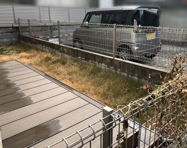 京都 LABOT - lab-t.com - 【庭のリフォーム工事】今ある庭をもっと使いやすくできたらいいな@南区T様邸 -