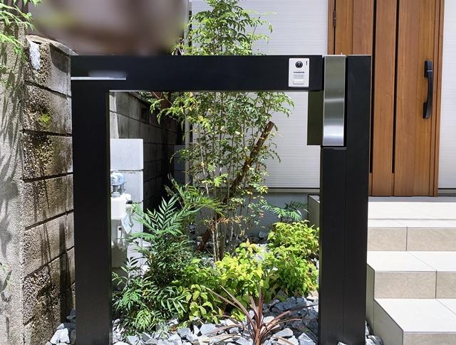 LABOT::敷地の有効活用とデザイン性の両方を叶えたオープン外構