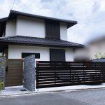 京都 LABOT - lab-t.com - クローズ外構とガーデンの施工例を更新しました -