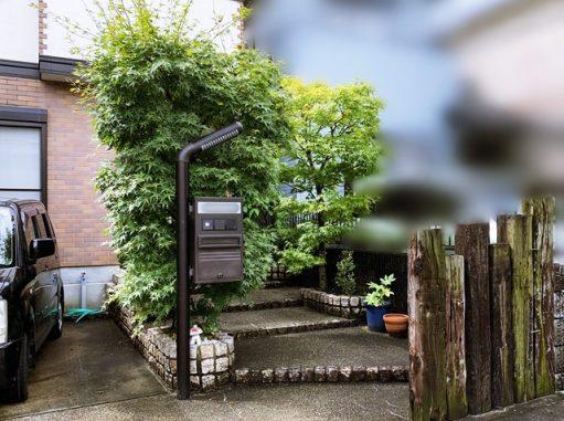 LABOT::西京区S様邸の外構リフォーム工事が始まります!