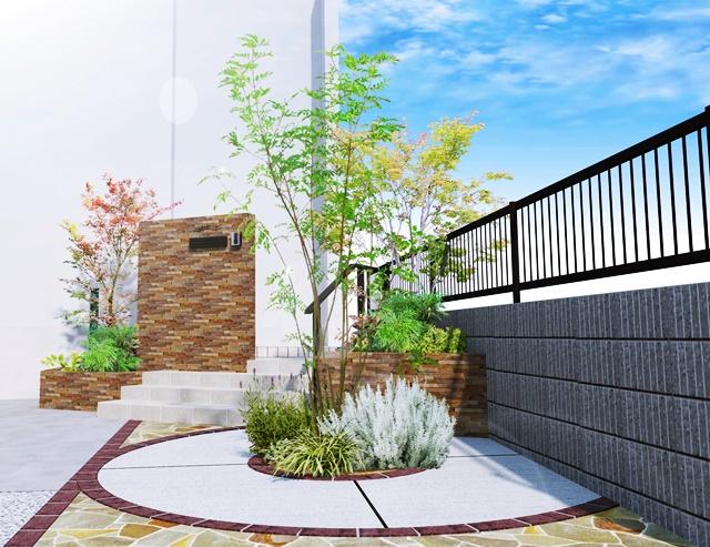 京都 LABOT - lab-t.com - 西京区S様邸の外構リフォーム工事が始まります! -
