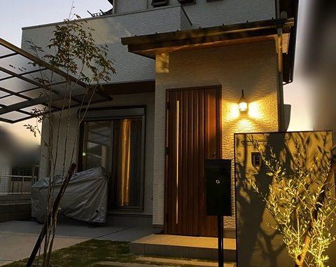 LABOT::右京区N様邸完成とN様からのメールと。