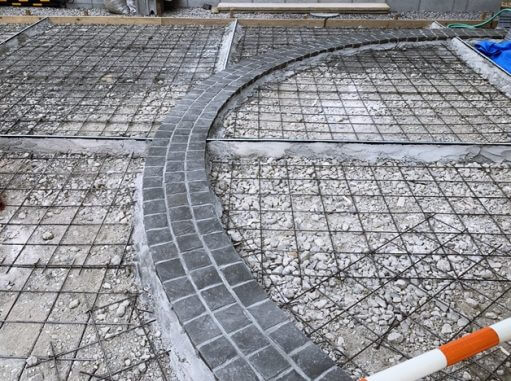 LABOT::左京区E様邸新築外構工事進捗レポート