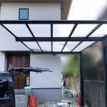 京都 LABOT - lab-t.com - 防犯カメラの高さとカーポートの高さを考えなきゃ -